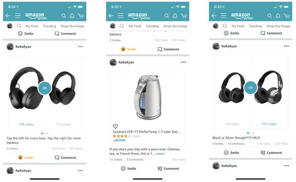 Amazon Spark Posts
