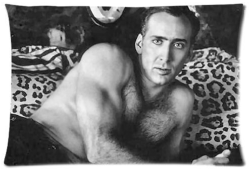 Nicholas Cage Pillow Case