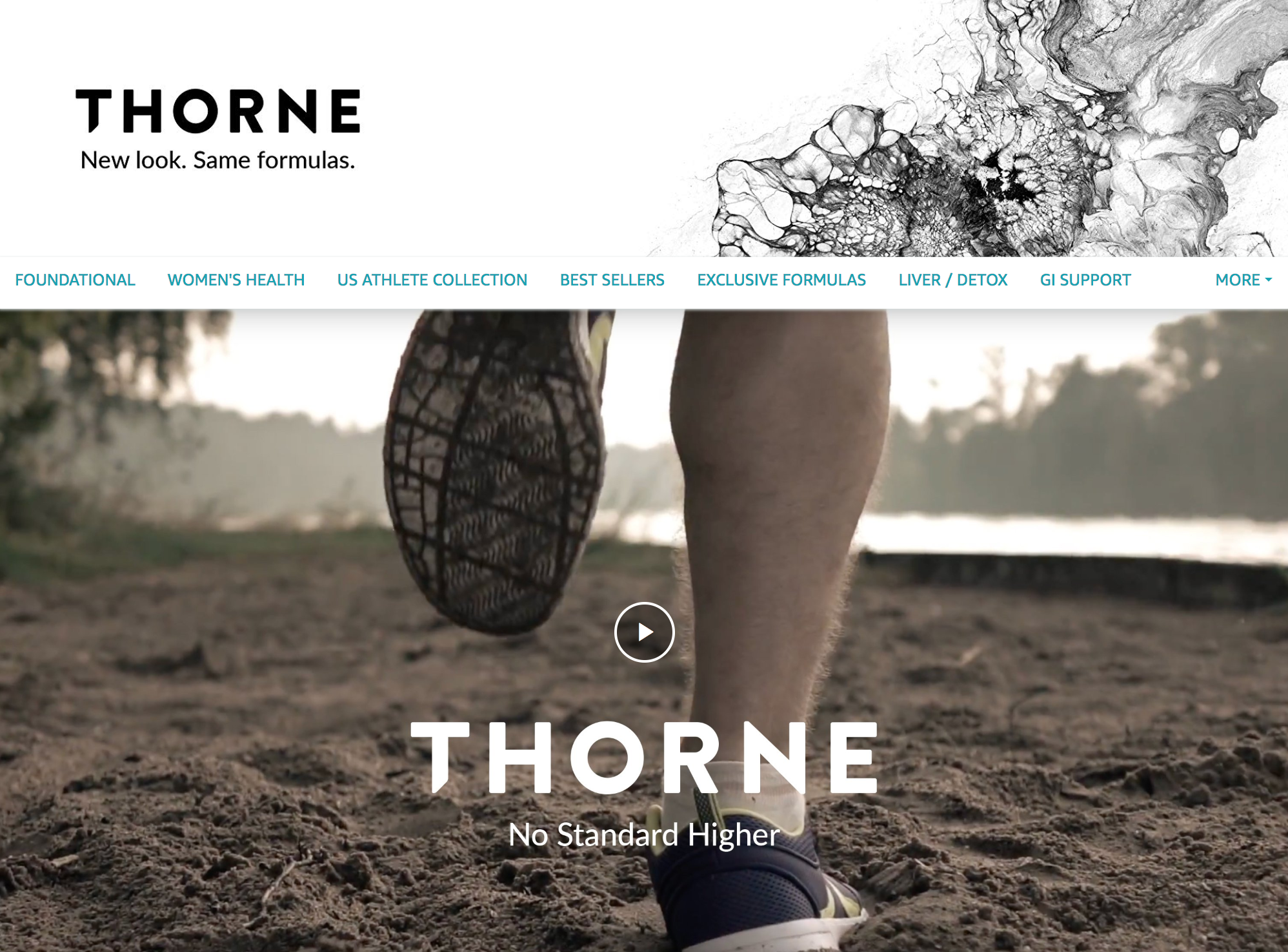 Thorne Amazon Store