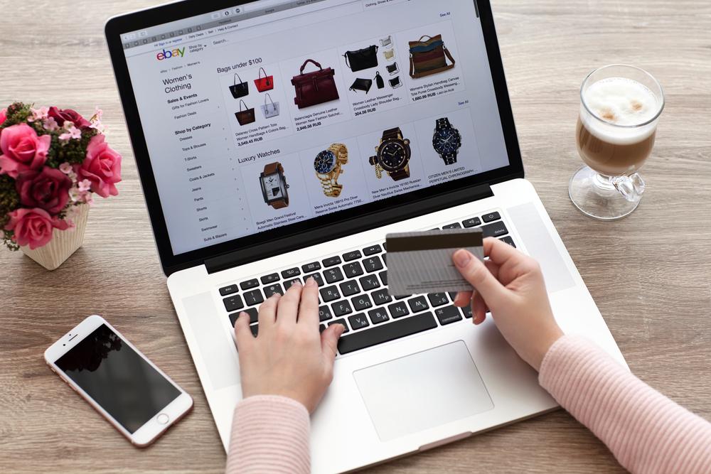 shopping on ebay