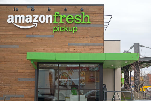 Amazon Fresh allows brands to advertise, similar to Product Display Ads, to increase traffic.