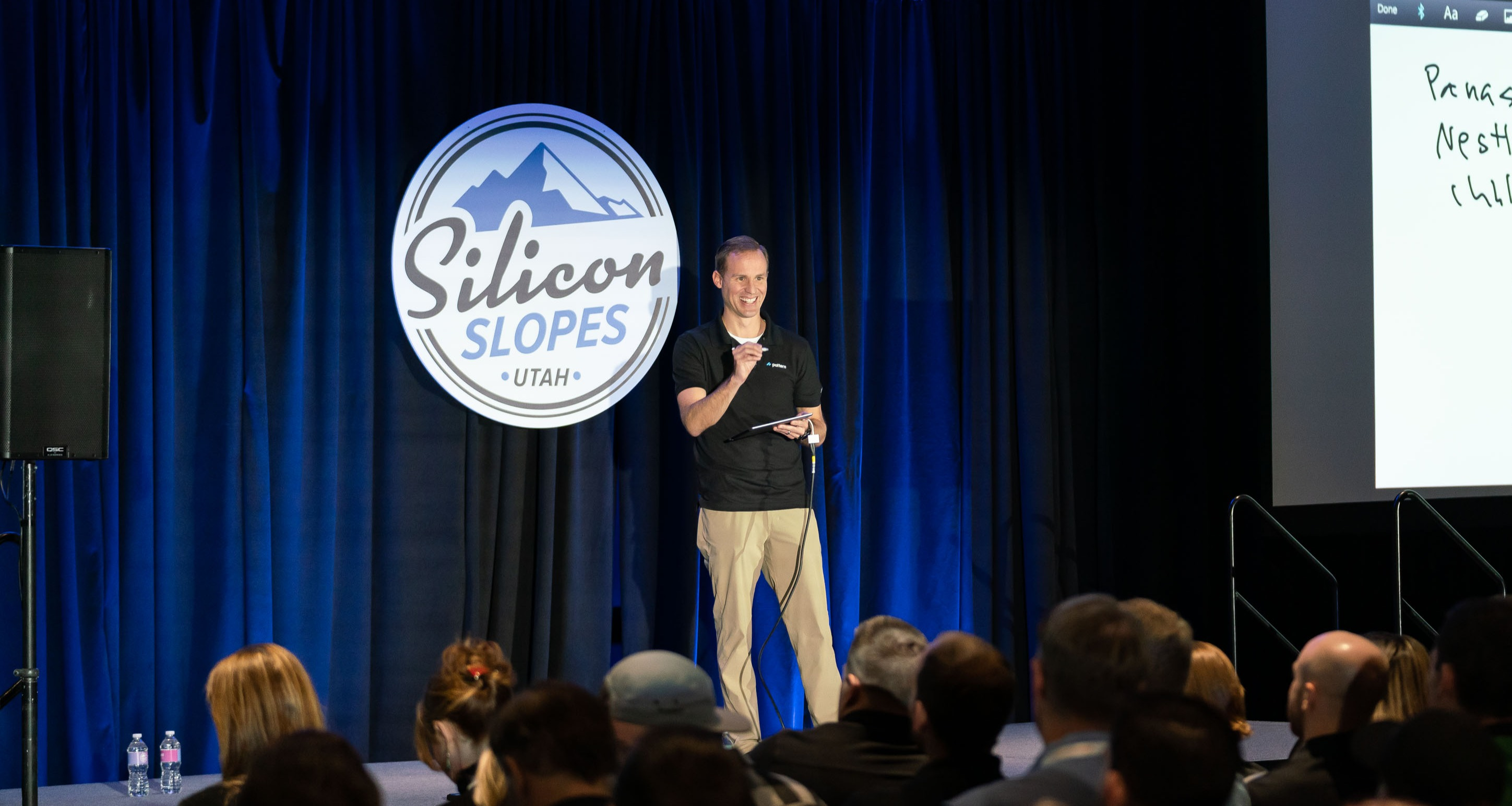 Dave Wright speaks at Silicon Slopes Tech Summit 2020 for Pattern about global ecommerce.