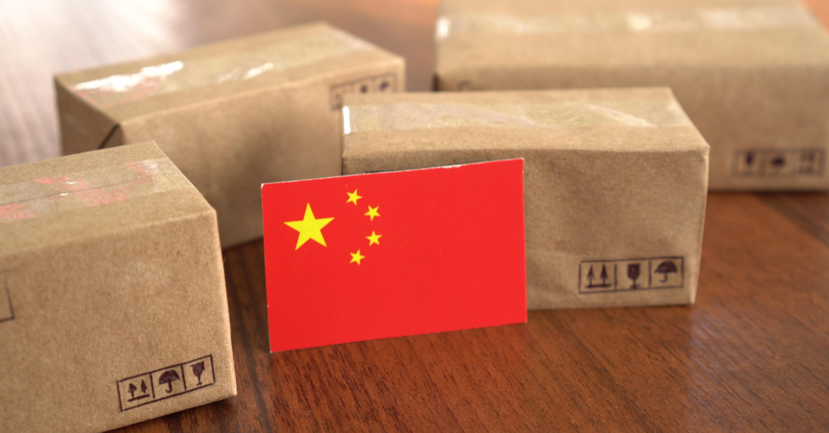 Chinese Amazon sellers impact